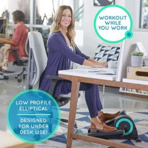Seated Under-Desk Elliptical 2
