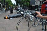 Bike Handlebar Turn Signal Lights 3