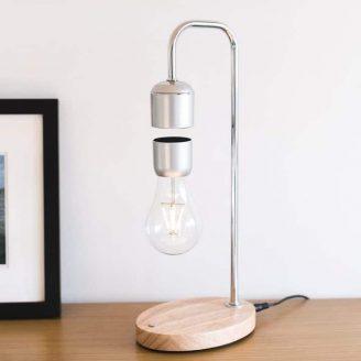 Floating Light Bulb Lamp