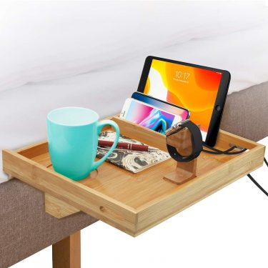 Clamp on Bedside Tray