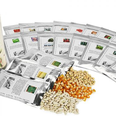 Emergency Survival Seeds