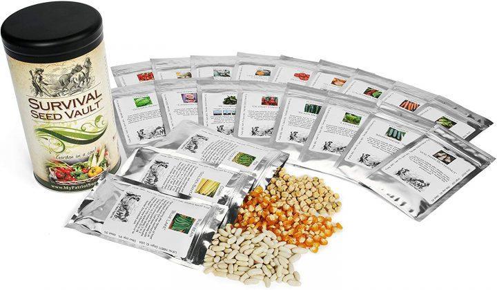 Emergency Survival Seeds