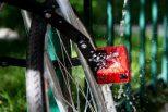 Folding Biometric Bike Lock 4