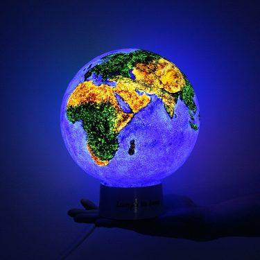 Planet Earth Nightlight