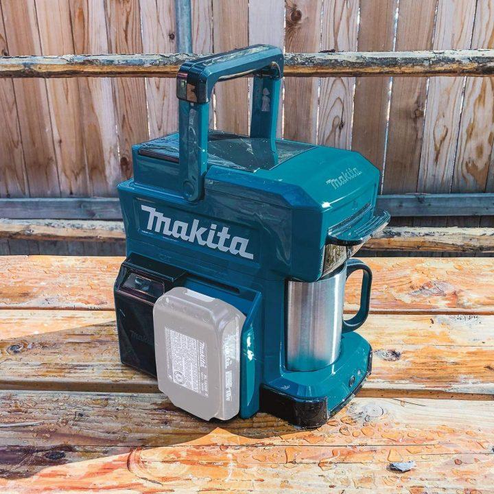 Rugged Coffee Maker