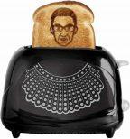 Ruth Bader Ginsburg Toaster