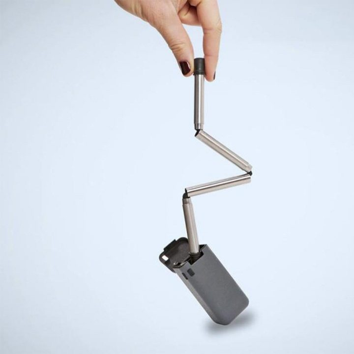 Final Straw Stainless-Steel Collapsible Straw