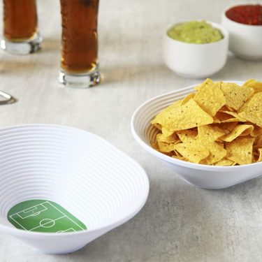 football stadium snack bowls
