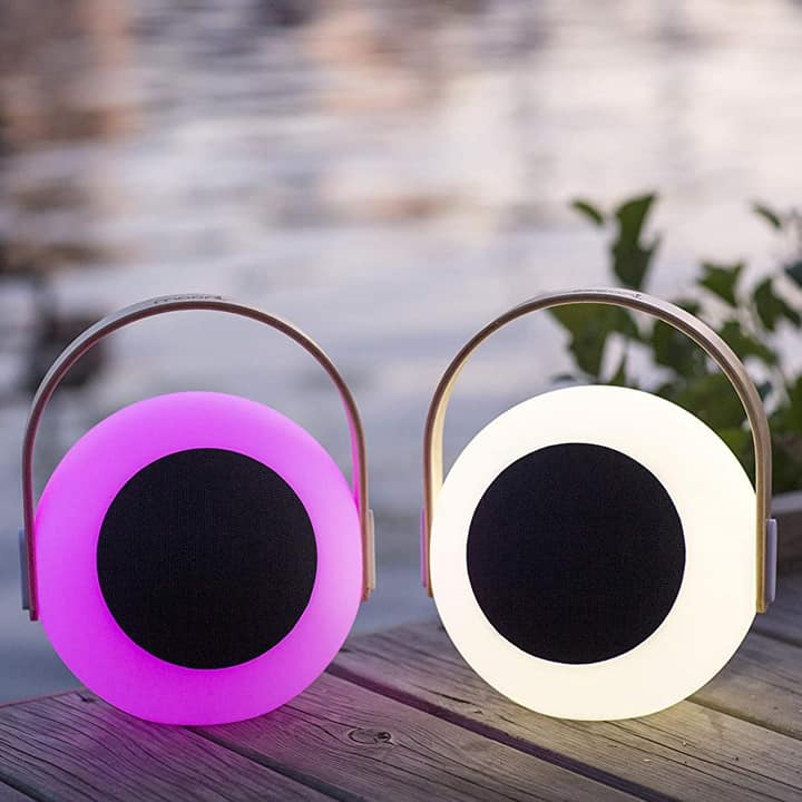 Bluetooth Speaker LED Lantern Variety of Colors