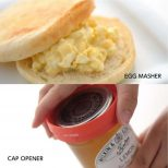 Egg Masher and Can Opener