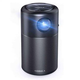 Smart Wi-Fi Mini Projector