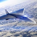 Virgin Galactic Supersonic Jet concept