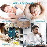 White Noise Sleep Machine use in baby nurseries