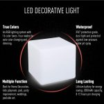 Decorative light for any room of your home