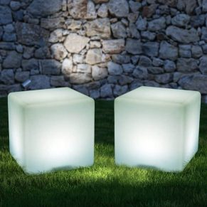 Color Changing LED Light Cube two pack