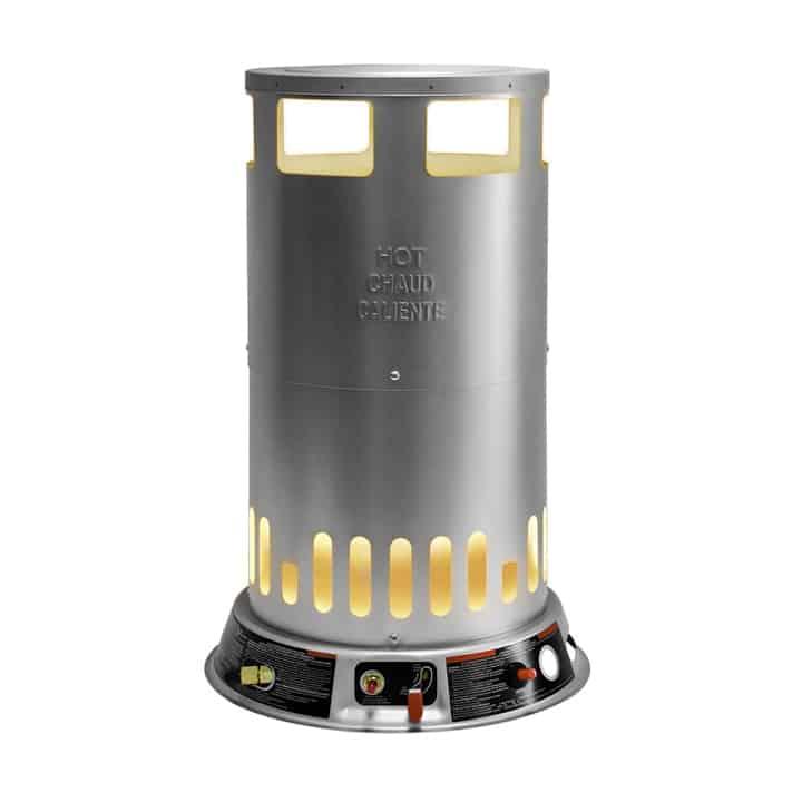 best propane garage heaters