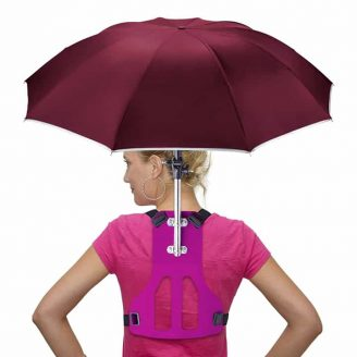 Hands-Free Shoulder Umbrella