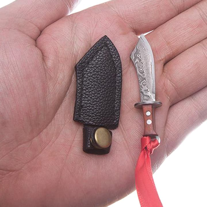 Mini Steel Sword