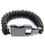 Paracord Knife Bracelet fits most wrist sizes
