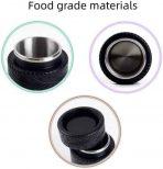 Made of food grade BPA free materials