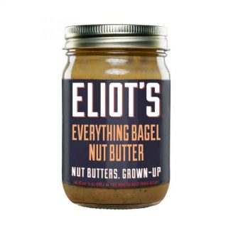 Everything Bagel Nut Butter