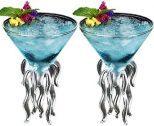 Jellyfish Cocktail Glasses