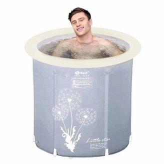 Portable Folding Bathtub for Adults