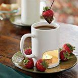 Candle-Lit Personal Fondue Mugs2