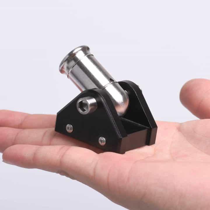 Mini Desktop Metal Cannon