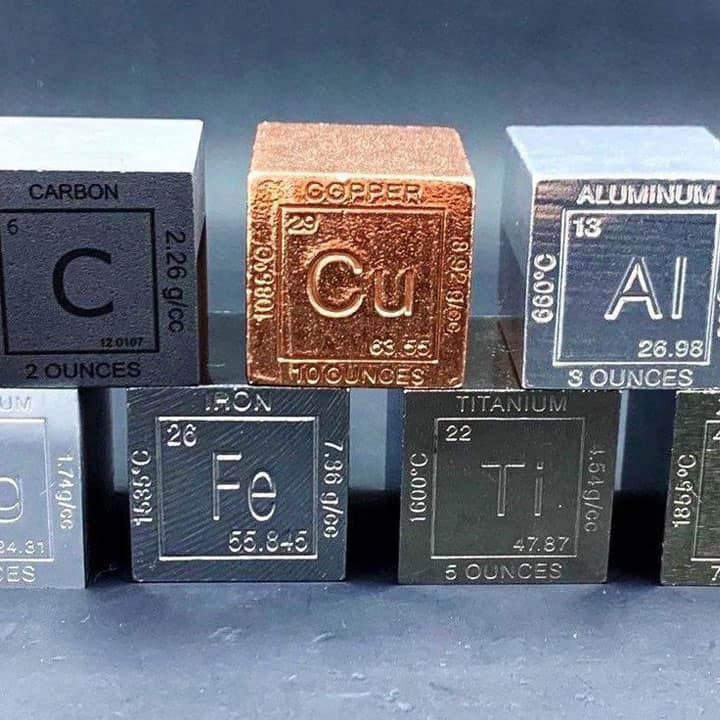 Periodic-Table-Metal-Element-Cubes