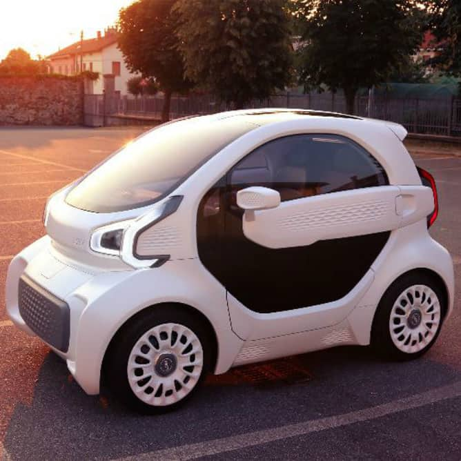 YOYO-3D-Printed-Electric-Car
