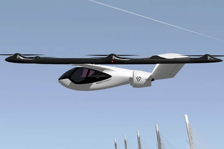 Voloconnect Flying Taxi 3