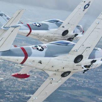 World's First Air Combat School