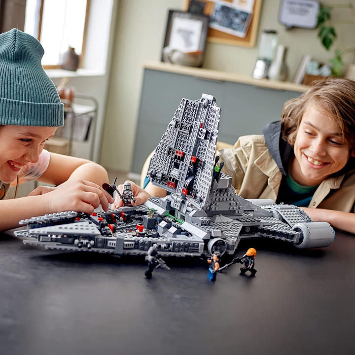 LEGO Star Wars Imperial Light Cruiser building set is great for The Mandalorian fans.jpg