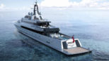 The Silver Edge 260-Foot Superyacht Has The Appearance of a Navy Frigate3