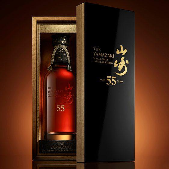 Suntory-Yamazaki's-55-Year-Old-Single-Malt-Whisky-Sells-for-$60,0002