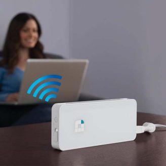 Portable WiFi Amplifier