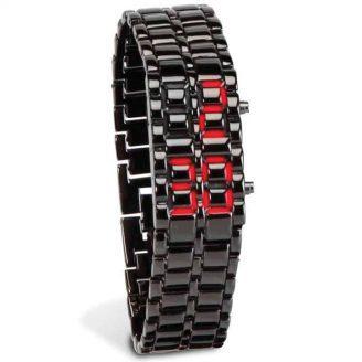 Faceless-LED-Bracelet-Wrist-Watch