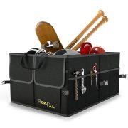 Foldable Auto Trunk Organizer