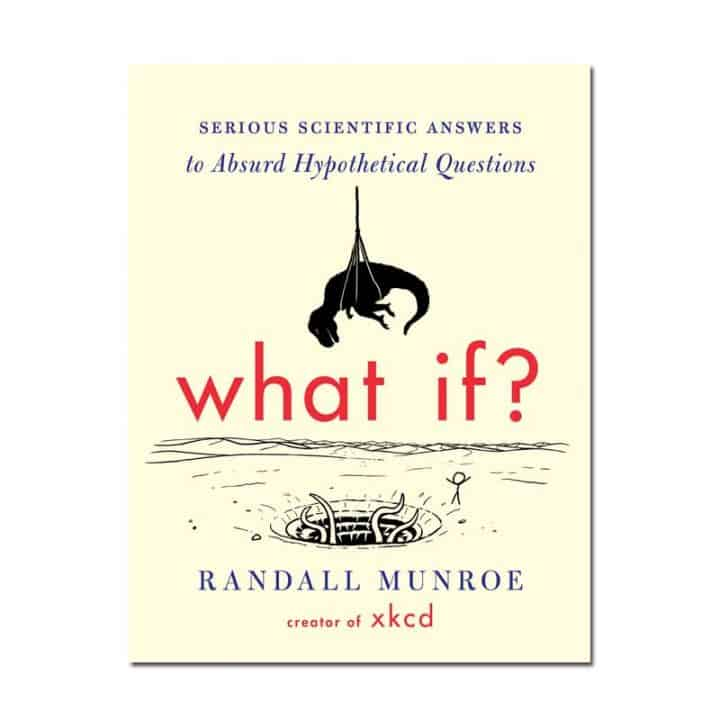 what if by randall munroe