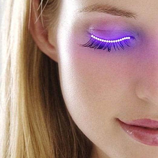 LED-Eyelashes