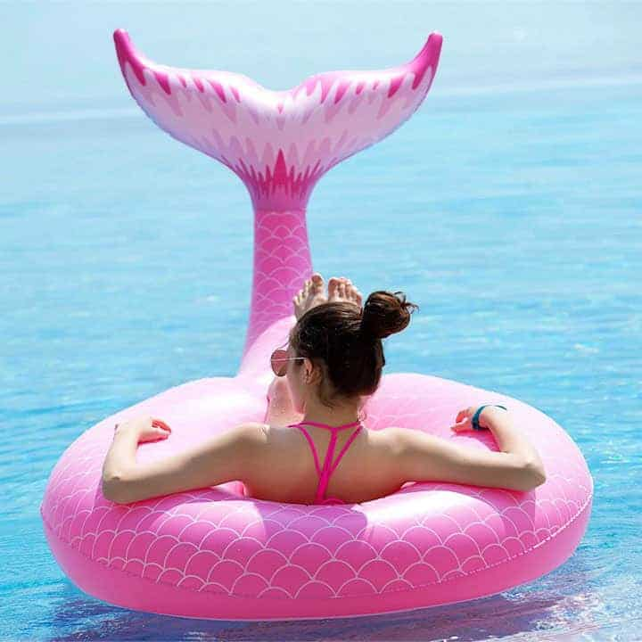 Mermaid-Tail-Pool-Float