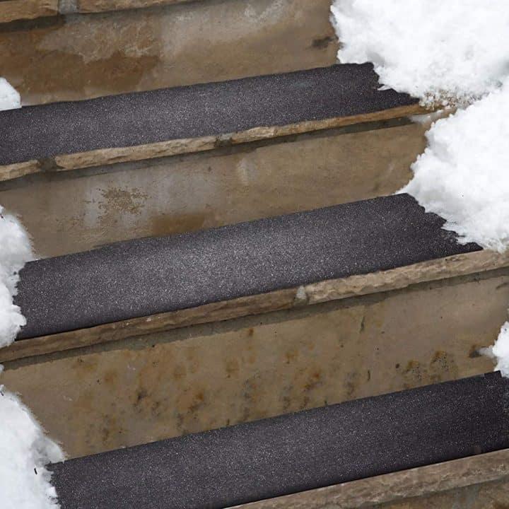 Heated Stair Mats