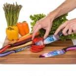Cosmos Kitchen Knife Set