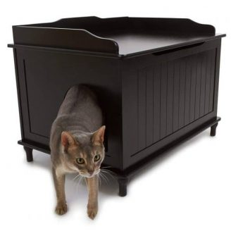 Designer Cat Litter Box