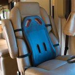 BackShield Back Support Seat Cushion