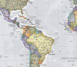 Scratch Off World Travel Map