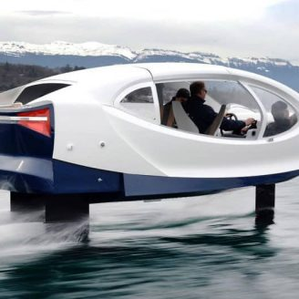 Autonomous Water Vehicle
