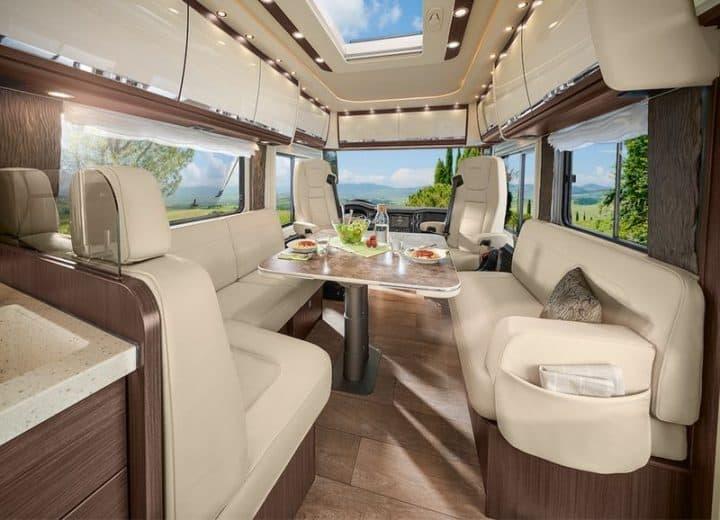 Celebrity Homes on Wheels