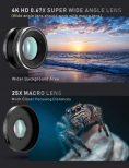 Wide-Angle Smartphone Lens